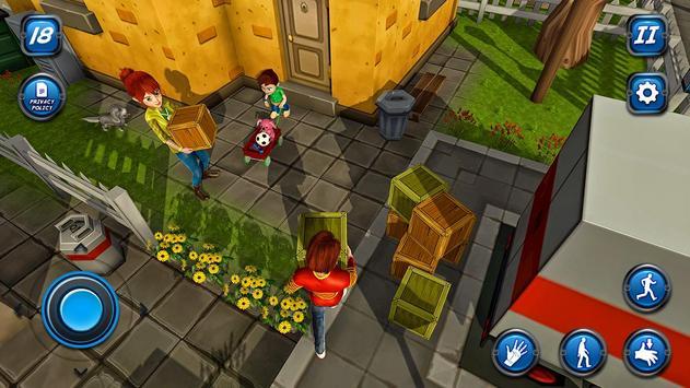 Virtual Neighbor Happy Family: Love Story Games screenshot 17