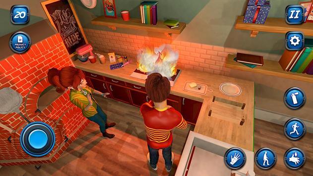Virtual Neighbor Happy Family: Love Story Games screenshot 18