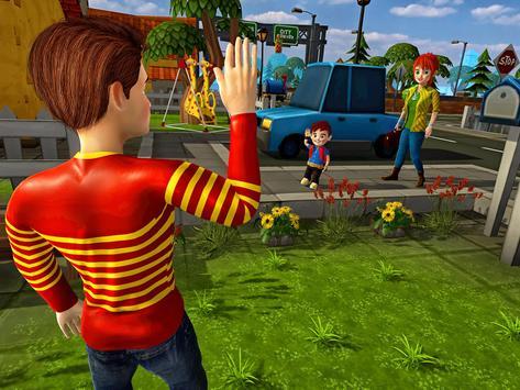 Virtual Neighbor Happy Family: Love Story Games screenshot 7