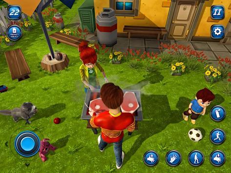 Virtual Neighbor Happy Family: Love Story Games screenshot 8