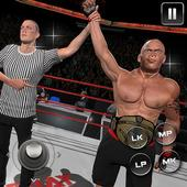 World Wrestling Ring : Free Wrestling Game 2018 icon