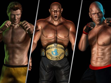 World Wrestling Ring : Free Wrestling Game 2018 screenshot 9