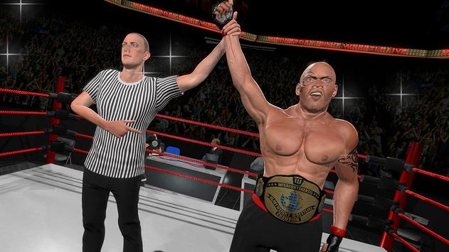 World Wrestling Ring : Free Wrestling Game 2018 screenshot 2