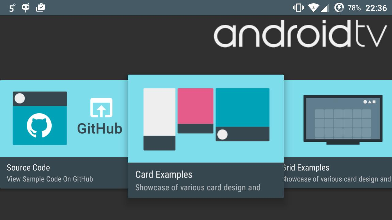 Android Sample Code Github