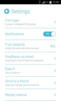 FillApp: SA Fuel Alerts apk screenshot