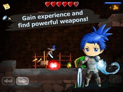 Swordigo apk screenshot