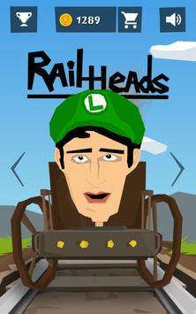 Rail Heads w/ Fernanfloo apk screenshot