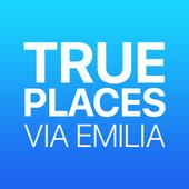 True Places icon
