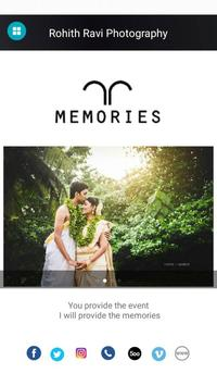 Rohith Ravi Photography poster