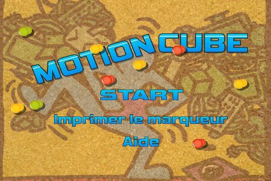 Motion Cube poster