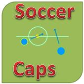 Soccer Caps Lite icon