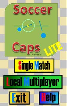 Soccer Caps Lite poster