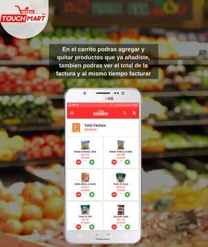 Touchmart screenshot 4