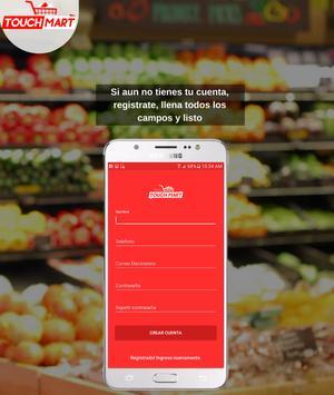 Touchmart screenshot 1
