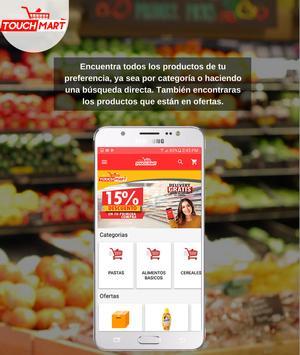 Touchmart screenshot 3