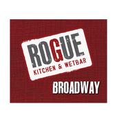 Rogue Kitchen&Wetbar- Broadway icon