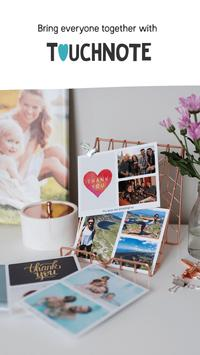 TouchNote: Cards & Gifts poster