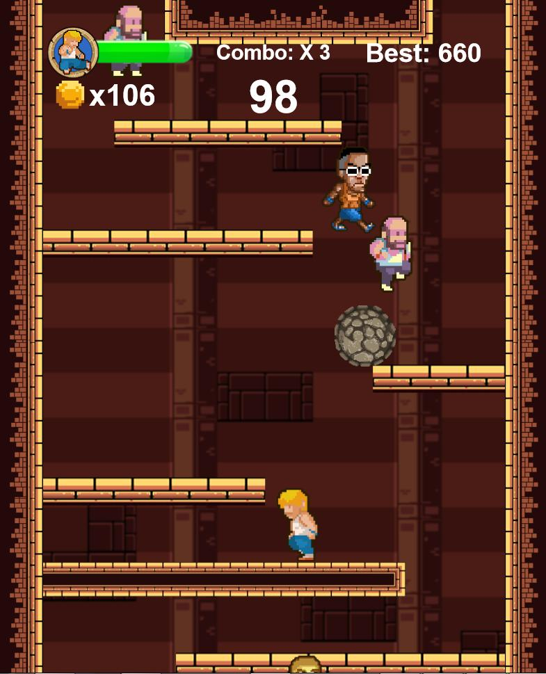 Dungeon Fighter-8 Bit Fighting for Android - APK Download