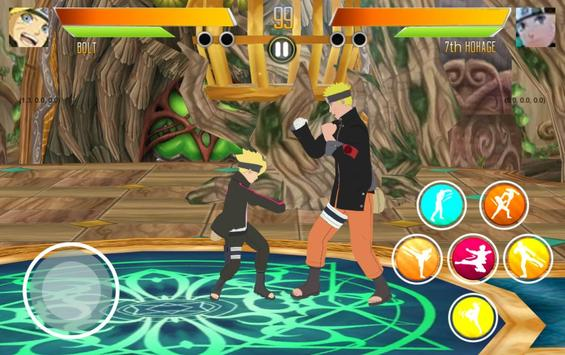Ninja VS Pirate Ultimate Battle imagem de tela 3