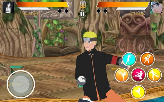Ninja VS Pirate Ultimate Battle imagem de tela 2