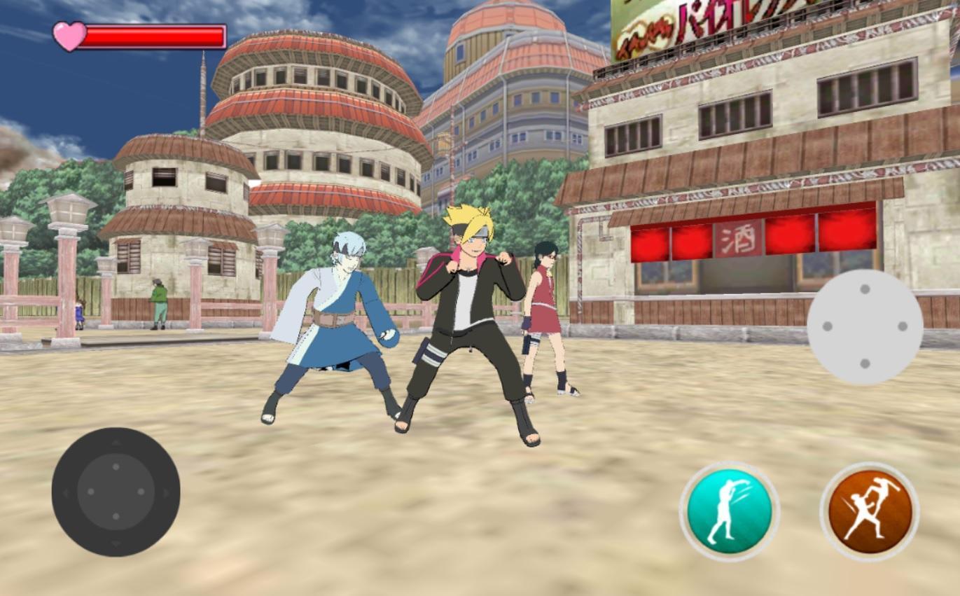 BORUTIMATE: Shinobi Strikers for Android - APK Download