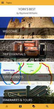 York's Best: City Travel Guide poster