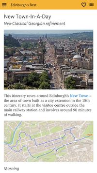 Edinburgh's Best: City Travel Guide screenshot 3