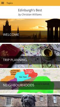 Edinburgh's Best: City Travel Guide poster