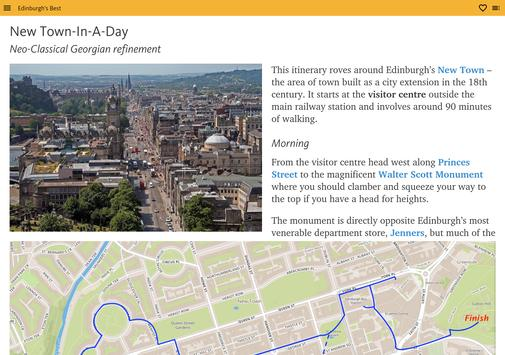 Edinburgh's Best: City Travel Guide screenshot 11