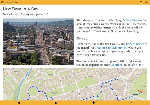 Edinburgh's Best: City Travel Guide screenshot 11
