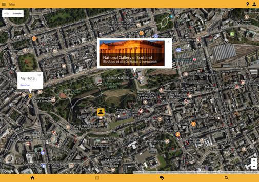 Edinburgh's Best: City Travel Guide screenshot 12