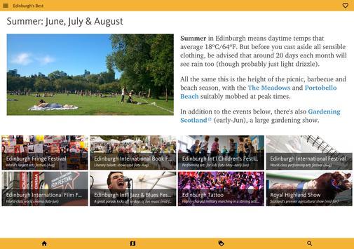 Edinburgh's Best: City Travel Guide screenshot 15