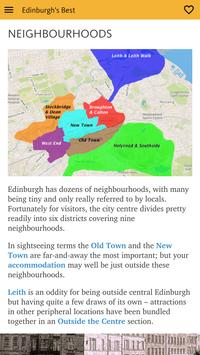 Edinburgh's Best: City Travel Guide screenshot 2