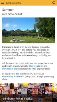 Edinburgh's Best: City Travel Guide screenshot 6