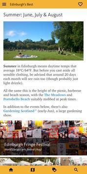Edinburgh's Best: City Travel Guide screenshot 6