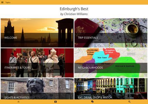 Edinburgh's Best: City Travel Guide screenshot 8