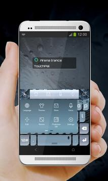 Arena trance Keypad Cover screenshot 2