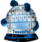 Black ink Keypad Cover icon