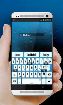 Black ink Keypad Cover screenshot 3