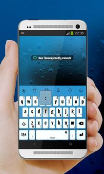 Black ink Keypad Cover apk screenshot