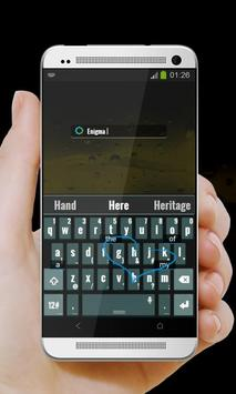 Enigma Keypad Cover apk screenshot