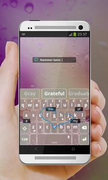 Hammer Satin Keypad Cover apk screenshot