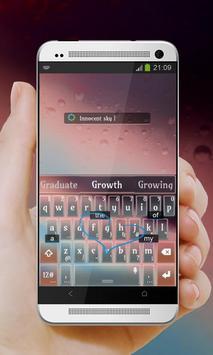 Innocent sky Keypad Cover screenshot 2