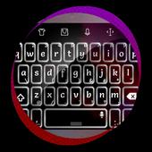 Mirrored stars Keypad Cover icon