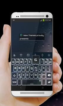 Ocean agitation Keypad Cover apk screenshot