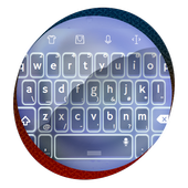 Pearly moon Keypad Cover icon