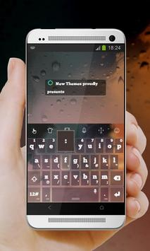 Pinkish canyon Keypad Cover apk screenshot