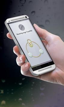 Revolving rings Keypad Cover poster
