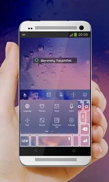 Serenity Keypad Cover apk screenshot