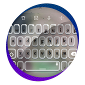 Starry galaxy Keypad Cover icon